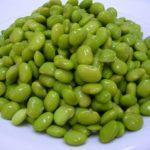 「茹でた枝豆」を乾燥します!